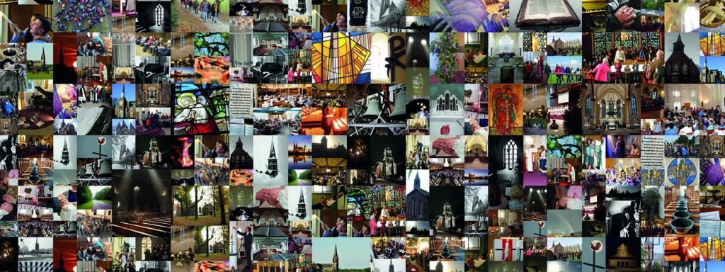 Veel kleine kerkjes maken één grote kerk