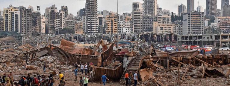 Explosie Beiroet vervolg